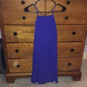 Charlotte Russe Back Detail Dress